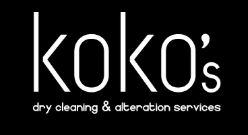 koko's Dry Cleaners